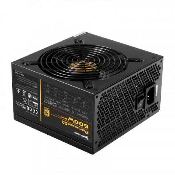 HIGH POWER 600W 80+ GOLD PERFORMANCE GD HP1-J600GD-F12S 12cm Fanlı Power Supply