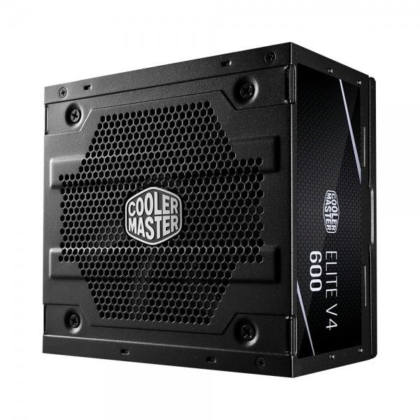 COOLERMASTER 600W 80+ ELITE v4 MPE-6001-ACABN-EU 12cm Fanlı Power Supply