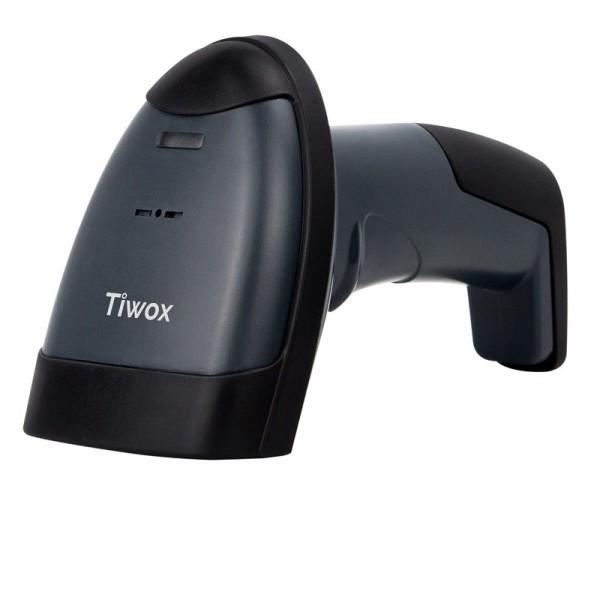 TIWOX El 1D Laser VS-113 USB El Tipi Barkod Okuyucu Ayaklı