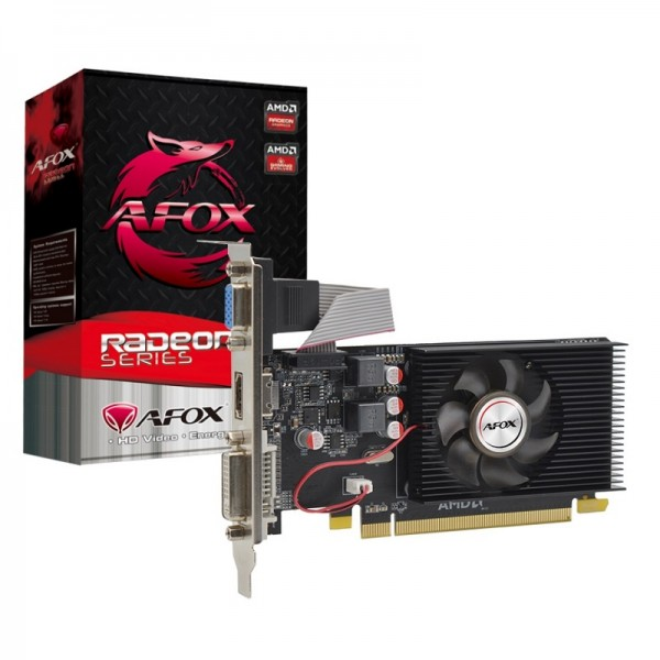 AFOX R5 220 2GB AFR5220-2048D3L4 DDR3 64bit HDMI DVI PCIe 16X v2.0