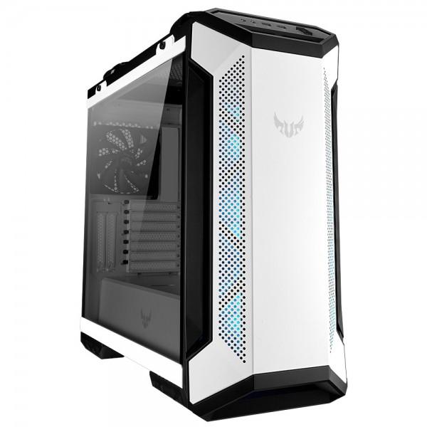 ASUS TUF Gaming GT501 BEYAZ POWERSIZ OYUNCU KASASI PENCERELİ