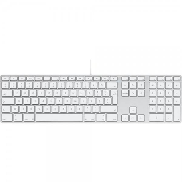 Apple MB110TU/B F Usb Türkçe Numerik Alanlı Klavye