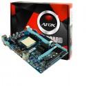 AFOX AM3 760G DDR3 A78-MAD4 4x Sata AMD Radeon Graphics 2x (PCIe) mATX