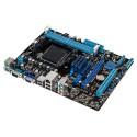 ASUS AM3 760G DDR3 M5A78L-M LX3 4x Sata AMD Radeon Graphics 2x (PCIe) mATX Paralel,Seri Port