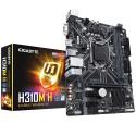 GIGABYTE 1151p v2 H310 DDR4 H310M-H 4x Sata HDMI Intel® HD Graphics 3x (PCIe) mATX