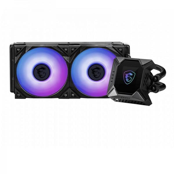 MSI 240mm MPG CORELIQUID K240 RGB Sıvı Soğutmalı Fan 2.4