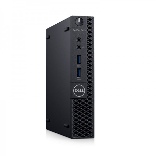 DELL MicroTower Ci5 OptiPlex 3070MFF N010O3070MFF_U 9500T 2.2 4gb 500gb Intel® UHD Graphics 630 FRD