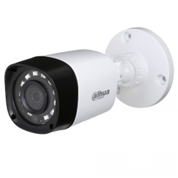 DAHUA HAC-HFW1200R-0360B 1/2.7 2MP 3.6MM LENS 1080P HDCVI 4IN1 IP6
