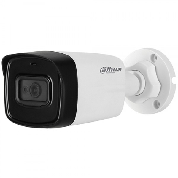 DAHUA (HAC-HFW1230TL-0360B) 1/2.8 2MP 3.6MM 1080P HDCVI 4IN1 IP67 PLASTİK IR BULLET KAMERA-40MT.