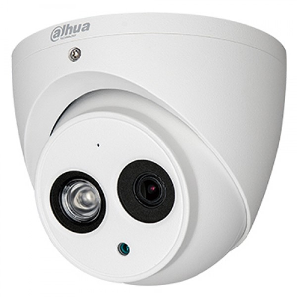DAHUA (HAC-HDW1200EM-A-0280B) 1/2.7 CMOS 2MP 2.8MM IP67 1080